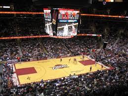 Quicken Loans Arena In Cleveland Ohio