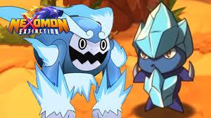 Pokemon Thần Băng MEGA RARE Mạnh Nhất Quẩy Hết Hang Động Nexomon 2  Extinction Game Cực Giống Pokemon