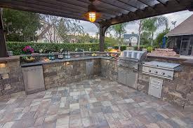 outdoor kitchen installation costs