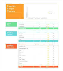 Sample Personal Budget Templates Excel Cash Flow Template Daily Budget Will Be Related Personal