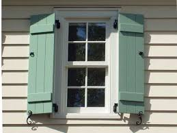 board and batten shutters for home exterior