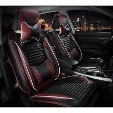 odeer car seat covers headrest waist