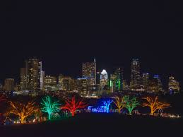 Trail Of Lights Beloved Trail Of Lights Returns To Make Austin Merry And
