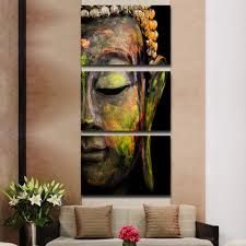 Buddhist Home Decor Compare Prices On Buddha Art Painting Online Shopping Buy Low