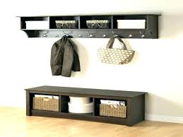 Storage Bench And Coat Rack Set Classy Entryway Bench With Rack Storage Bench Seat With Coat Rack Entryway