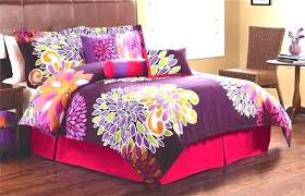 queen size comforter sets for girls pink full teen flowers purple twin hot set little girl