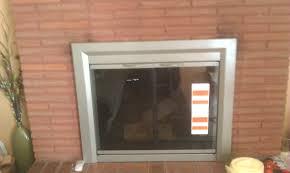 ators ator fireplace glass door repair do it yourself selkirk replacement mounting hardware fireplace glass door replacements hinges