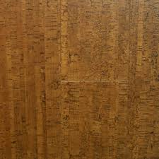 Cork Flooring For Kitchens Heritage Mill Burnished Straw Plank Cork 13 32 In Thick X 5 1 2