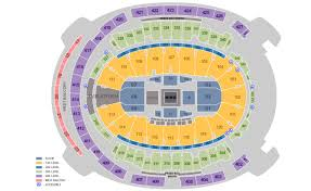 Msg Seating Chart Madison Square Garden New York Ny Seating Chart View