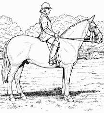 Shetlandponycoloringpage Kleurplaat Colorbook Pony Drawing