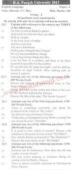 english language papers past paper punjab university ba english language group paper a past paper punjab university ba english language group paper a