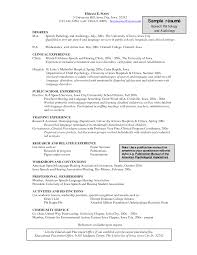 Clinical Research Resume Format Clinical Research Resume Examples Camelotarticles 1