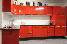 Red And Yellow Kitchen Kitchen Red Kitchen Cabinets What Color Walls Red Kitchen