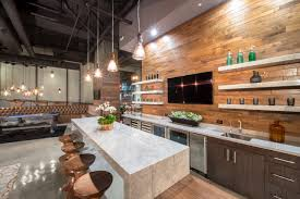 Industrial Style Kitchen Pendant Lights Loft Living Downtown Los Angeles Euro Style Home Blog Modern