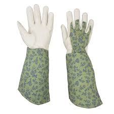 5059 professional long sleeve rose pruning thornproof gardening gloves with puncture resistant