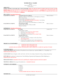 American Resume American Cv Format Resume And Cover Letter Resume And Cover Letter 9