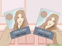 How To Mix Hair Dye 11 Steps With Pictures Wikihow