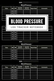 Blood Pressure Log Tracker Health Planner Blood Pressure Tracker Blood Pressure Journal Blood Pressure Form Template Blood Pressure Sheet Blood