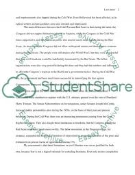 limitations on dom during the cold war essay limitations on dom during the cold war essay example
