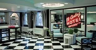 El Cortez Designer Suites El Cortez Cabana Suites Stylish Downtown Las Vegas