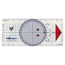 Navigation Chart Plotter Rya Handy Plotter Compasses Navigation Tools Burnsco