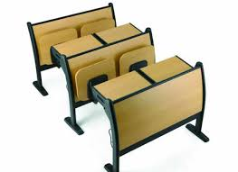 school chair clipart. college classroom furniture school seating table and chair clipart