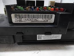 01 02 ford f250 f 250 f350 f 350 f450 fusebox fuse box relay unit 01 02 ford f250 f 250 f350 f 350 f450 fusebox fuse box