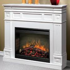 dimplex slim line traditional 49 inch electric fireplace white bsp 26 td gas log guys