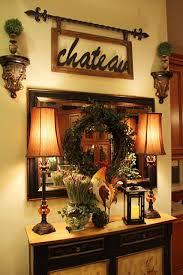 Tuscan Home Interiors Set Simple Design Ideas
