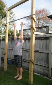 best 25 outdoor pull up bar ideas on calisthenics showing the height of the bar this was my first big fitness build when i moved