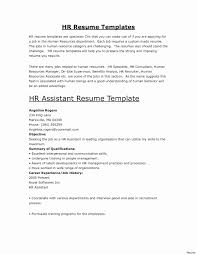 Good Words To Use On A Resume Lovely Good Resume Template Free
