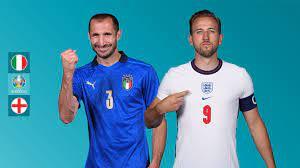England vs Italy EURO Final: Lineups ...