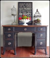 impressive vintage desk ideas with best 25 desk redo ideas on refinished desk