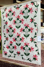 Carolina Lily quilts are among my very favorites! The inspired me ... & Carolina Lily quilts are among my very favorites! The inspired me into  becoming a quilter Adamdwight.com