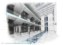 architecture sketches. inspirations architectural buildings sketches and by collin byrnes at architecture