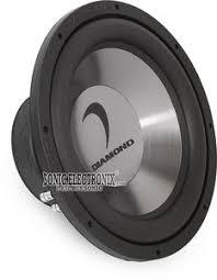 diamond audio d112d2 2 d112d22 12 dual 2 ohm d1 series diamond audio d112d2 2