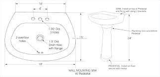 double sink drain kitchen pipe size bathroom wonderful standard for kit menards step 1 dou