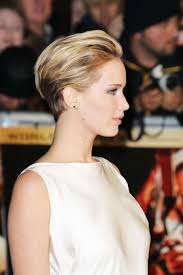 Jennifer Lawrence New Hair Style e see jennifer lawrences new haircut styled two ways cause 8997 by wearticles.com