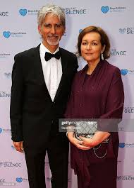 Damon Hill and Susan George attend the 'End of Silence' charity event...  News Photo - Getty Images