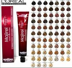 Details About Loreal Loreal Professional Majirel Majirouge Blonde Hair Dye Colour 50ml Tube