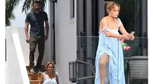 This link is to an external site that may or may not meet accessibility guidelines. Ben Affleck Wears An Old Watch Gifted By Jennifer Lopez In 2002 As They Reunite In Miami Entertainment News Wionews Com