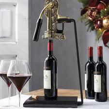 standing wine opener. Gallery Of Vintners Standing Wine Opener Pottery Barn Entertaining 0 S