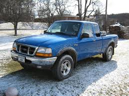 2000 Ford Ranger Specs and Photos   StrongAuto