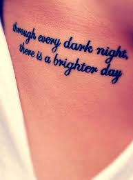 Rib Tattoos Quotes Custom Meaningful And Inspiring Tattoo Quotes For You Tattoo Quotes