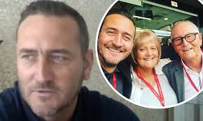 Mellor met dancer michelle mcsween when they starred together in the stage musical oh, what a night in 1999. Will Mellor Couldn T Hug Grieving Mum Due To Social Distancing Daily Mail Online