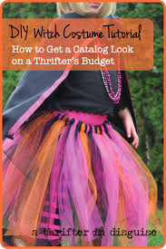 instructions for diy witch tutu skirt