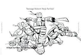Teenage Mutant Ninja Turtles Coloring Pages Lovely Ninja Turtles