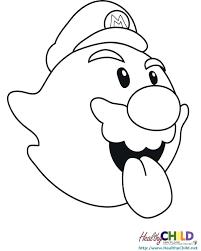 Super Mario Coloring Page Shop Now Super Mario Colouring Pages