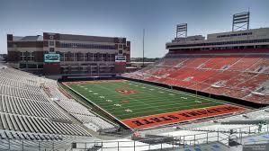 Boone Pickens Stadium Interactive Seating Chart Boone Pickens Stadium Section 324 Rateyourseats Com