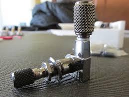 Top Locking Schaller M6 Ruthenium Top Lock Tuners Reverb